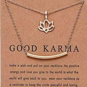 New! Good Karma Necklace